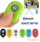 Điều khiển chụp ảnh không dây cho iPhone 5S,N7100,Galaxy S5 Bluetooth Remote Shutter