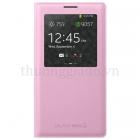 Genuine Samsung Galaxy Note 3 S View Cover Pink Chính Hãng