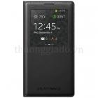 Genuine Samsung Galaxy Note 3 S View Flip Cover Chính Hãng Màu Đen