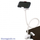 Giá kẹp giữ điện thoại trên bàn,trên giường Galaxy S5,Note 3,Note 4,G850,L55