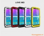 SAMSUNG GALAXY NOTE 4/ N910 LOVEMEI POWERFUL