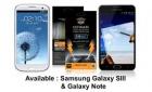 Miếng dán chịu lực Samsung Galaxy SIII,i9300 Ultimate Shock Absorption Screen Protector