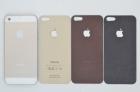 Miếng dán da bò cho iPhone 5S, iPhone 5