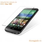 Miếng dán kính cường lực cho HTC One (M8) Premium Tempered Glass Screen Protector
