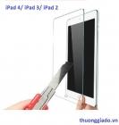 Miếng dán kính cường lực cho iPad 4,iPad 3,iPad 2 Premium Tempered Glass Screen Protector