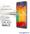 Miếng dán kính cường lực cho Samsung Galaxy Note 3 Premium Tempered Glass Screen Protecto