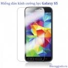 Miếng dán kính cường lực cho Samsung Galaxy S5 Premium Tempered Glass Screen Protector