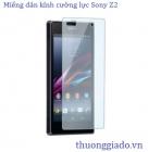 Miếng dán kính cường lực cho Sony Xperia Z2 L50 Premium Tempered Glass Screen Protector
