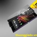 Miếng dán kính cường lực cho Sony Z Ultra XL39h Premium Tempered Glass Screen Protector