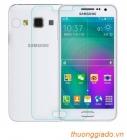 Miếng dán kính cường lực Samsung Galaxy A3  Tempered Glass Screen Protector
