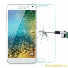 Miếng dán kính cường lực Samsung Galaxy E7 Tempered Glass Screen Protector