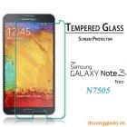 Miếng dán kính cường lực Samsung Galaxy Note  3 Neo N7505 Tempered Glass Screen Protector