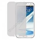 Miếng dán màn hình chống vân tay cho Samsung Galaxy Note II, Note 2, N7100