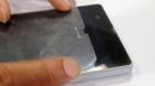 """Miếng dán màn hình có logo """"Sony"""" cho Sony Xperia Z-L36h, Xperia Z1-Honami"""