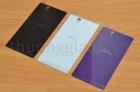 Nắp lưng đậy pin (mặt kính mặt sau) Sony Xperia Z L36h Glass Back Cover