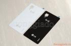 Miếng kính mặt sau lưng/ nắp lưng LG Optimus G/ F180 Glass Back Cover Housing