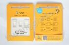 Nano Sim Adapter, Khay khôi phục Nano sim thành Micro Sim và sim thông thường cho iPhone 5