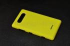Nắp lưng sạc không dây Lumia 820 Màu Vàng Wireless Charging