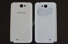 Nắp lưng, nắp đậy pin Samsung Galaxy Note II, Note 2, N7100 Màu trắng, Back Cover