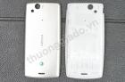 Nắp lưng, nắp đậy pin Sony Ericsson X12, Arc, Arc S, LT15i, LT18i Màu Ghi Back Cover