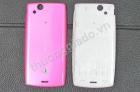 Nắp lưng, nắp đậy pin Sony Ericsson X12, Arc, Arc S, LT15i, LT18i Màu Hồng Back Cover