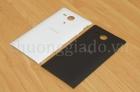 Nắp lưng, nắp đậy pin Sony Xperia SP M35h C5302 ORIGINAL BACK COVER