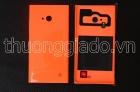Nắp lưng-Nắp đậy pin Nokia Lumia 730 Màu Cam