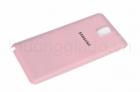 Nắp lưng Samsung Galaxy Note 3 Pink (Samsung N900 ) Màu Hồng Hàng Chính Hãng Back Cover