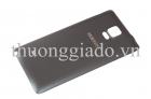 Nắp lưng Samsung Galaxy Note 4 N910 Chính Hãng Màu Đen Original Back Cover