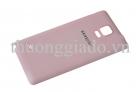 Nắp lưng Samsung Galaxy Note 4 N910 Chính Hãng Màu Hồng Original Back Cover