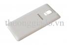 Nắp lưng Samsung Galaxy Note 4 N910 Chính Hãng Màu Trắng Original Back Cover