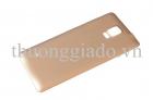 Nắp lưng Samsung Galaxy Note 4 N910 Chính Hãng Màu Vàng Original Back Cover