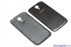 Nắp lưng giả da Samsung Galaxy S4 Black Edition i9500 Chính Hãng Màu Đen