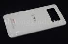 Nắp lưng/Nắp đậy pin HTC Desire L Màu Trắng Chính Hãng/ Original Back Cover