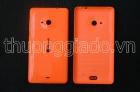 Nắp lưng-Nắp đậy pin Microsoft Lumia 535 Màu Cam-Back Cover