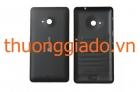 Nắp lưng-Nắp đậy pin Microsoft Lumia 535 Màu Đen-Back Cover