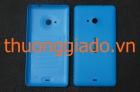 Nắp lưng-Nắp đậy pin Microsoft Lumia 535 Màu Xanh Da Trời-Back Cover