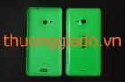 Nắp lưng-Nắp đậy pin Microsoft Lumia 535 Màu Xanh Lá Cây-Back Cover