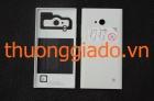Nắp lưng-Nắp đậy pin Nokia Lumia 730 Màu Trắng