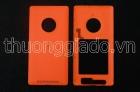 Nắp lưng-Nắp đậy pin Nokia Lumia 830 Màu Cam-Back Cover