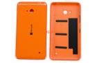 Nắp lưng-Nắp đậy pin-Vỏ Microsoft  Lumia 640 Màu Cam Back Cover