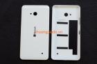 Nắp đậy pin Microsoft  Lumia 640 Màu Trắng Back Cover