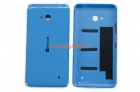 Nắp lưng-Nắp đậy pin-Vỏ Microsoft  Lumia 640 Màu Xanh Back Cover
