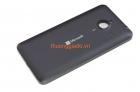 Nắp đậy pin Microsoft Lumia 640XL Màu Đen Back Cover
