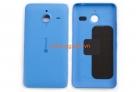 Nắp lưng-Nắp đậy pin-Vỏ Microsoft Lumia 640XL Màu Xanh Back Cover