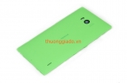 Nắp lưng-nắp đậy pin-vỏ Nokia Lumia 930 Màu Xanh