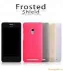 """Ốp lưng Asus Zenfone 4 - A450/ Zenfone 4 - 4.5"""" ( Hiệu NillKin, Super Frosted Shield )"""