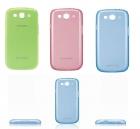 Ốp lưng silicon chính hãng Samsung cho Galaxy SIII i9300 Protective Cover