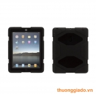 Ốp Lưng Chống Sốc/ Chống Va Đập cho iPad 2/ iPad 3/ iPad 4 (Hiệu SURVIVOR).