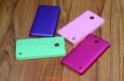 Ốp lưng cứng thời trang cho Nokia Lumia 630 ( Hard Protective Case )